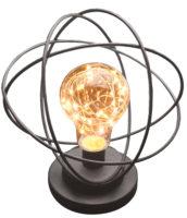 Эта лампа прослужит в несколько раз дольше, чем обычная.